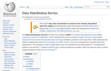 http://en.wikipedia.org/wiki/Data_distribution_service