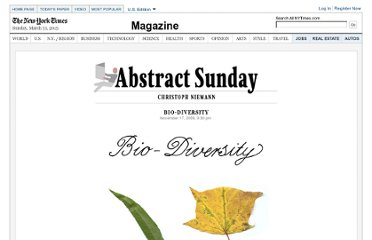 http://niemann.blogs.nytimes.com/2009/11/17/bio-diversity/