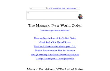 http://www.theforbiddenknowledge.com/hardtruth/masonic_nwo.htm