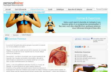 http://www.personaltrainer.fr/exercices-muscle-623.php