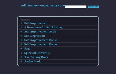 http://blog.self-improvement-saga.com/2011/06/lessons-from-life/