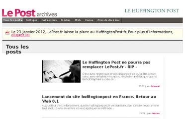 http://archives-lepost.huffingtonpost.fr/les-posts/
