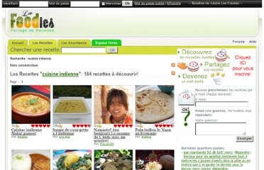 http://www.lesfoodies.com/advancedsearch/index.php?tag=cuisine+indienne