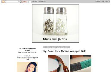 http://www.studs-and-pearls.com/2012/01/diy-colorblock-thread-wrapped-belt.html
