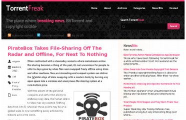http://torrentfreak.com/piratebox-takes-file-sharing-off-the-radar-and-offline-for-next-to-nothing-120311/