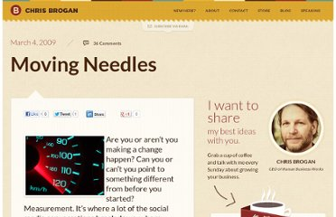 http://www.chrisbrogan.com/moving-needles/