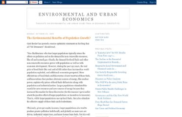 http://greeneconomics.blogspot.com/2005/10/environmental-benefits-of-population.html