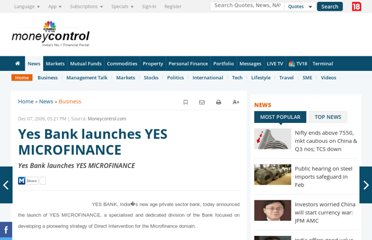 http://www.moneycontrol.com/news/business/yes-bank-launches-yes-microfinance_255173.html