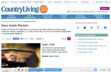 http://www.countryliving.com/cooking/recipes/apple-recipes-2008#slide-1