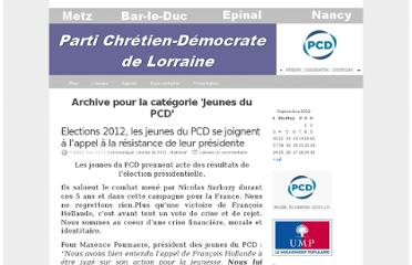 http://pcdlorraine.wordpress.com/category/jeunes-du-pcd/