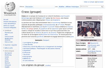 http://fr.wikipedia.org/wiki/Crass_(groupe)