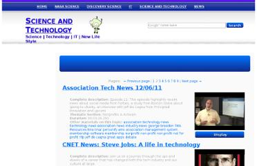 http://sci-tech.ws/index.html?key=Technology+News&page=2