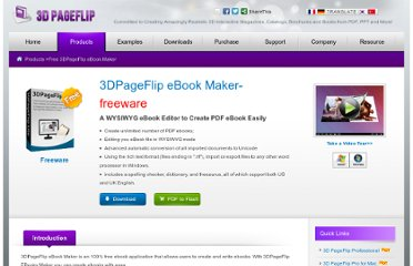 http://www.3dpageflip.com/free-ebook-maker/index.html