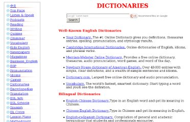 http://www.rong-chang.com/dictionaries.htm