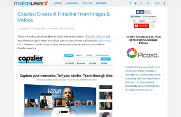 http://www.makeuseof.com/dir/capzles-create-timeline-from-images-videos/