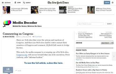http://mediadecoder.blogs.nytimes.com/2012/03/11/commenting-on-congress/