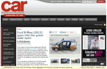 http://www.carmagazine.co.uk/News/Search-Results/First-Official-Pictures/Ford-B-max-2012-goes-into-the-great-wide-open/