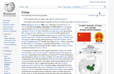 http://en.wikipedia.org/wiki/China