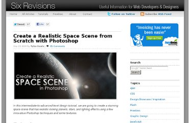 http://sixrevisions.com/tutorials/photoshop-tutorials/create-a-realistic-space-scene-from-scratch-with-photoshop/