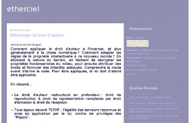 http://etherciel.over-blog.com/article-telecharger-le-droit-d-auteur-98575912.html