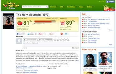 http://www.rottentomatoes.com/m/holy_mountain/