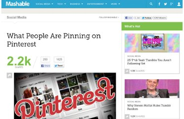 http://mashable.com/2012/03/12/pinterest-most-popular-categories-boards/