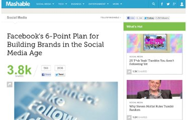 http://mashable.com/2012/03/12/facebook-brand-building-tips/