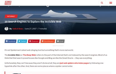 http://www.makeuseof.com/tag/10-search-engines-explore-deep-invisible-web/
