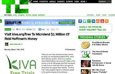 http://techcrunch.com/2012/03/12/kiva-free-trials/