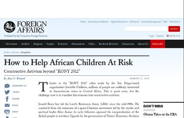 http://www.foreignaffairs.com/articles/137326/anne-c-richard/how-to-help-african-children-at-risk?cid=soc-twitter-in-snapshots-how_to_help_african_children_at_risk-031212