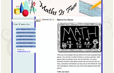 http://www.mathsisfun.org.uk/math_is_fun_games.htm
