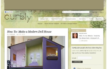 http://www.curbly.com/users/craftmel/posts/10184-how-to-make-a-modern-doll-house