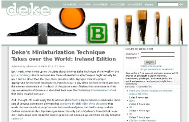 http://www.deke.com/content/dekes-miniaturization-technique-takes-over-world-ireland-edition