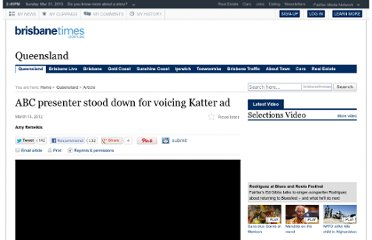 http://www.brisbanetimes.com.au/queensland/abc-presenter-stood-down-for-voicing-katter-ad-20120313-1uxji.html