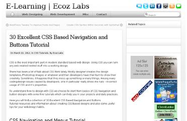 http://learn.ecozlabs.com/30-excellent-css-based-navigation-and-buttons-tutorial/