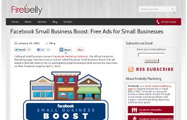 http://www.firebellymarketing.com/2012/01/facebook-small-business-boost-free-ads-small-businesses.html