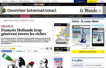 http://www.courrierinternational.com/article/2012/03/09/francois-hollande-trop-genereux-envers-les-riches