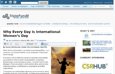 http://www.triplepundit.com/2012/03/women-work-corporate-responsibility-every-day-international-womens-day/