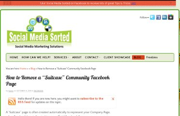 http://socialmediasorted.com/facebook/how-to-remove-a-suitcase-community-facebook-page/