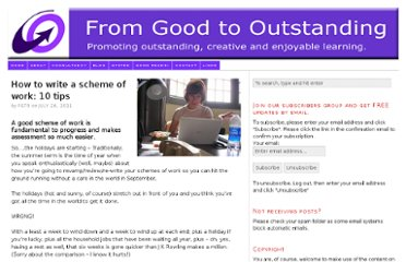 http://www.fromgoodtooutstanding.com/2011/07/how-to-write-a-scheme-of-work-10-tips