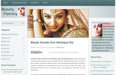 http://beautyeternity.com/2012/01/beauty-secrets-aishwarya-rai/