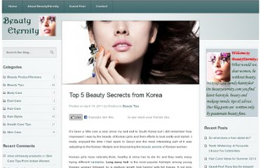 http://beautyeternity.com/2011/04/top-5-beauty-secrects-korea/