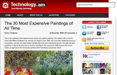 http://www.technology.am/the-30-most-expensive-paintings-of-all-time-141346.html