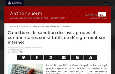 http://www.legavox.fr/blog/maitre-anthony-bem/conditions-sanction-avis-propos-commentaires-7756.htm