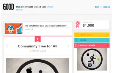 http://healthy.maker.good.is/projects/commfreeforall?fund_id=healthy