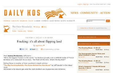 http://www.dailykos.com/story/2012/03/13/1073883/-Fracking-it-s-all-about-flipping-land