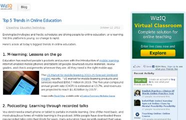 http://www.wiziq.com/blog/top-5-trends-in-online-education/