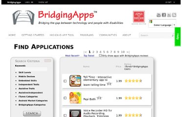 http://bridgingapps.org/screen/