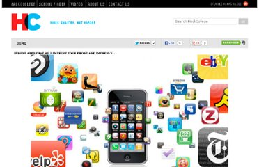 http://www.hackcollege.com/blog/2012/03/13/iphone-apps-that-will-improve-your-phone-and-impress-your-friends.html