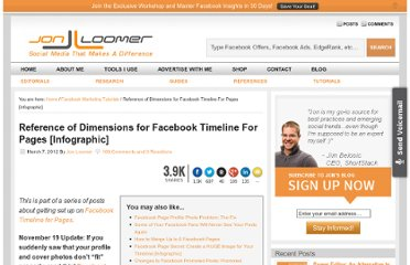 http://www.jonloomer.com/2012/03/07/dimensions-for-facebook-timeline-for-pages-infographic/